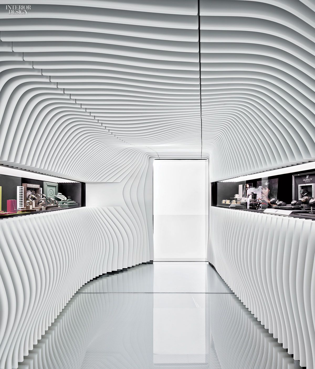Nett Design Juwelierladen Relojeria Alemana Galerie - Die ...