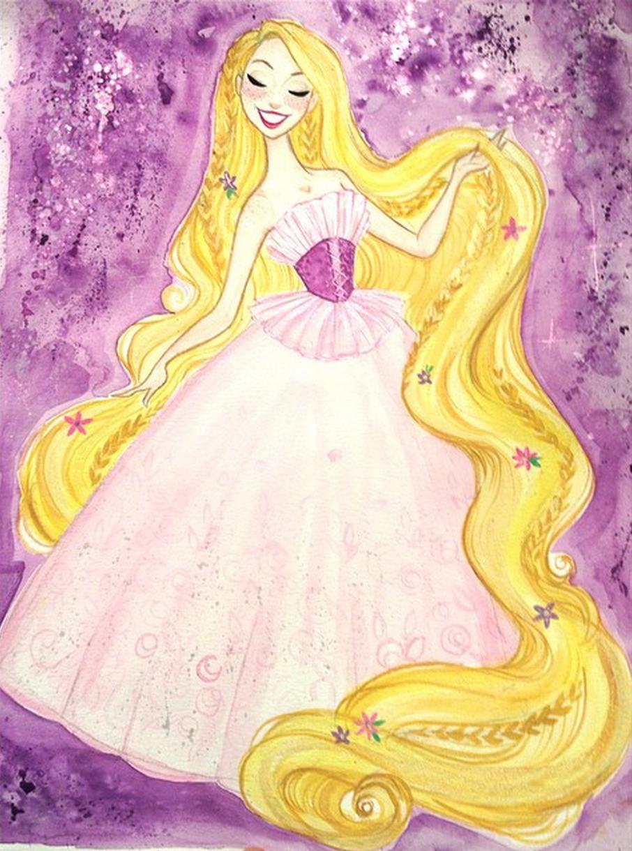 "koricantdraw: ""Watercolor by David Brumfield """