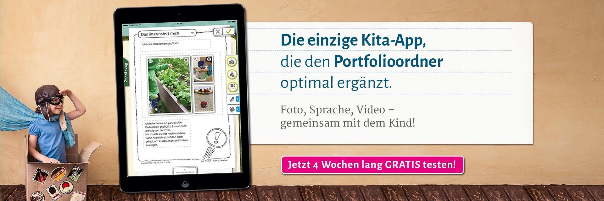 Pin von Kitalino auf Die KitaApp stepfolio Ordner, App