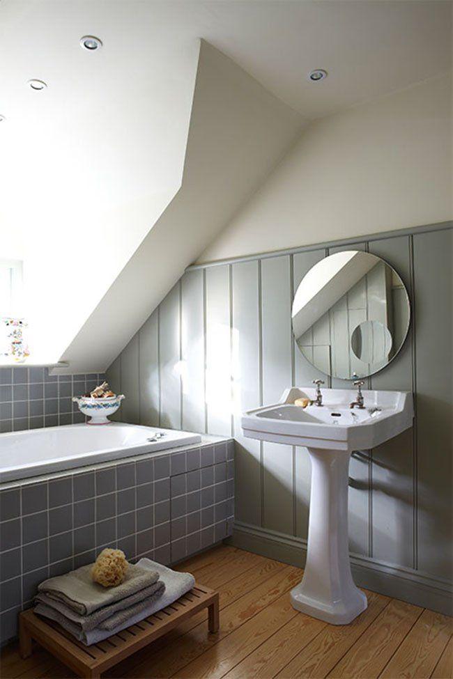 Cómo decorar paredes con madera: frisos, palets y paneles ...