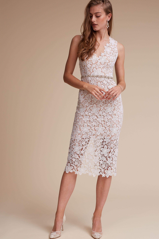 Rehearsal Dinner Dress? Elize Dress from @BHLDN | Bride ...