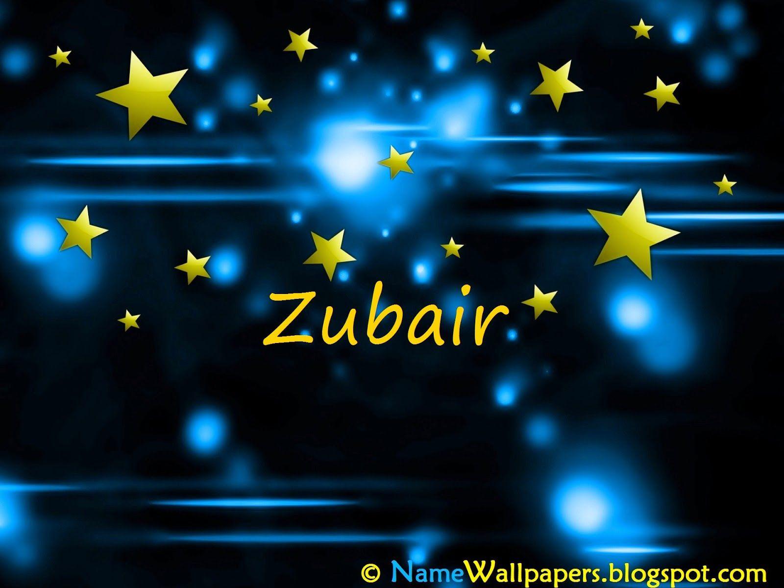 Zubair Name Wallpapers Wallpaper Urdu Meaning