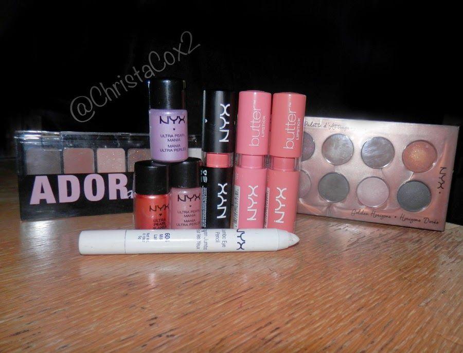 NYX Cosmetics Review! {Cruelty Free} Nyx cosmetics