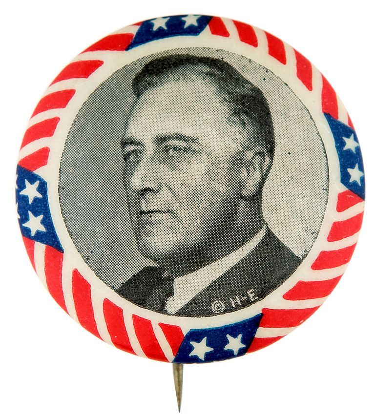 On August 12, 1935 President Franklin D. Roosevelt signed