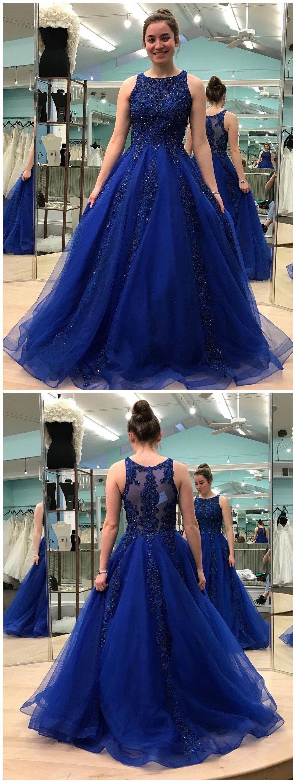 Prom dresses blue prom dresses lace prom dresses prom
