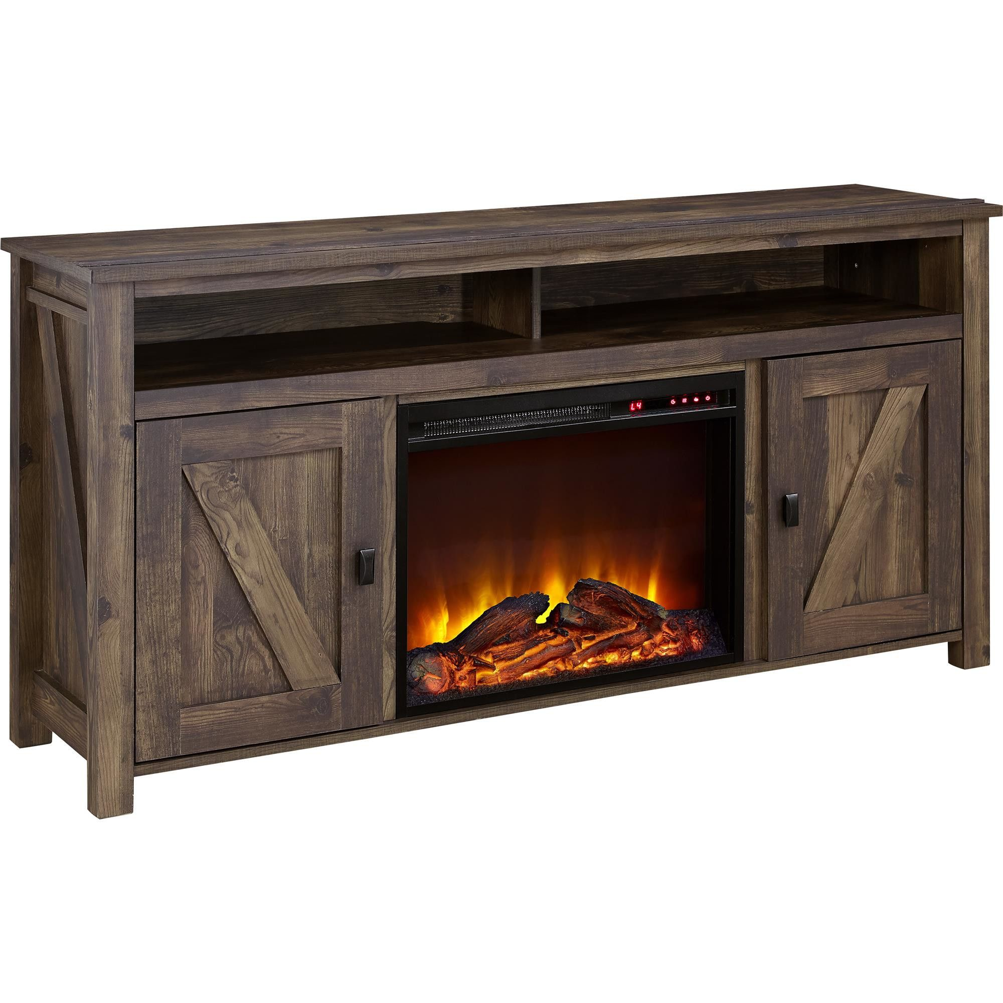 features 120 volts exclusive august grove flame built in