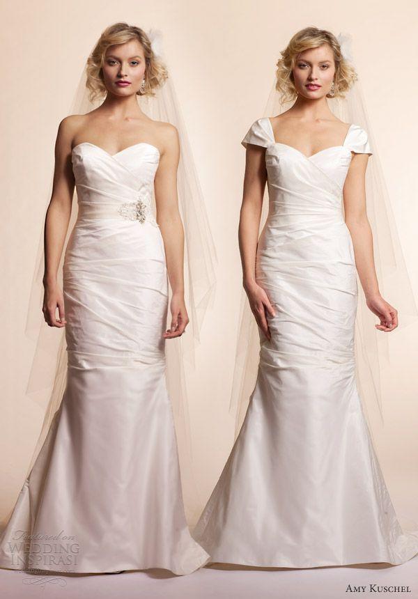 Amy Kuschel 2013 Wedding Dresses