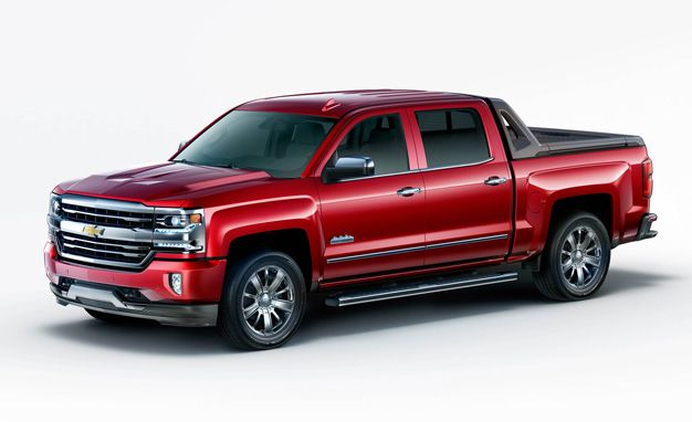 Chevy Silverado High Desert has been revealed! Check it out here!