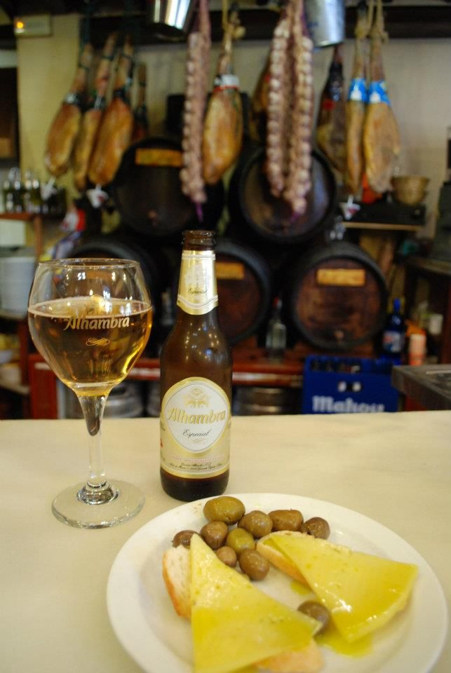 Spanish food when can we get a real tapas bar in the usa for Grifos y tapas granada