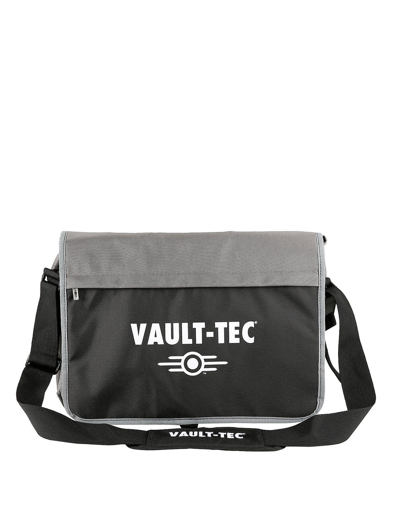Fallout Vault Tec General Issue Survival Messenger Bag
