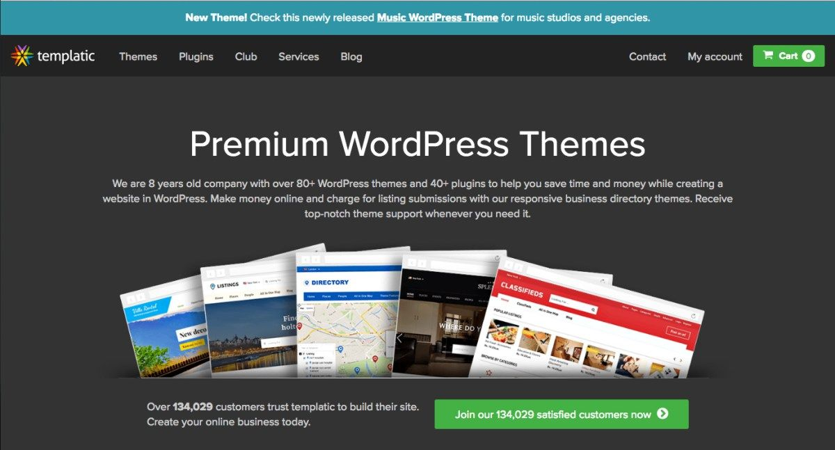 Temas WordPress Premium para Anuncios Clasificados | Anunciable.com ...