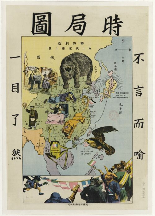 The 19th-century colonization of China and Southeast Asia