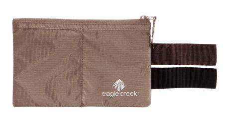 Undercover hidden pocket by eagle creek travel gear travel gift stockingstuffer gifts for for Travel gear hidden pocket
