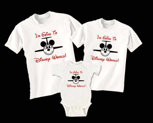Family Vacation Disney Bound T Shirt Laylasrunway