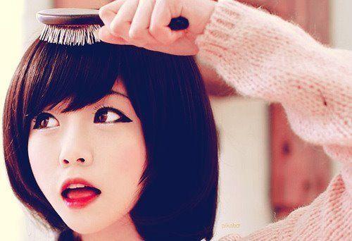 asian hair