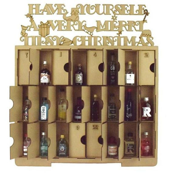 Adult Advent Calendar Beer Advent Calendar Wine Advent With