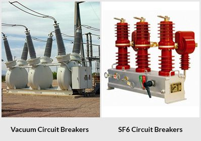 Vacuum Sf 6 Circuit Breaker Breakers Electrical Engineering