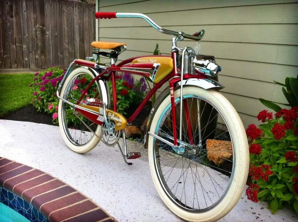 Pin By Oc Roadkill On Bicycles Retro Bicycle Beach Cruiser Bicycle Bike Design