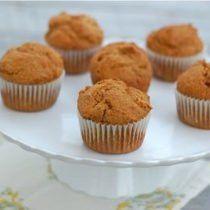 Whole Spelt Pumpkin Muffins #pumpkinmuffins