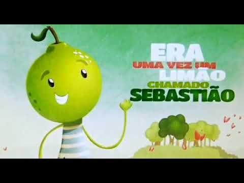 História: O limão Sebastião - YouTube