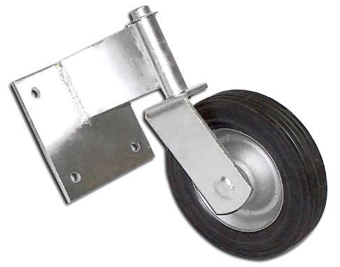 Swivel Swing Gate Wheel For Wood Gates Yard Gate Wheel