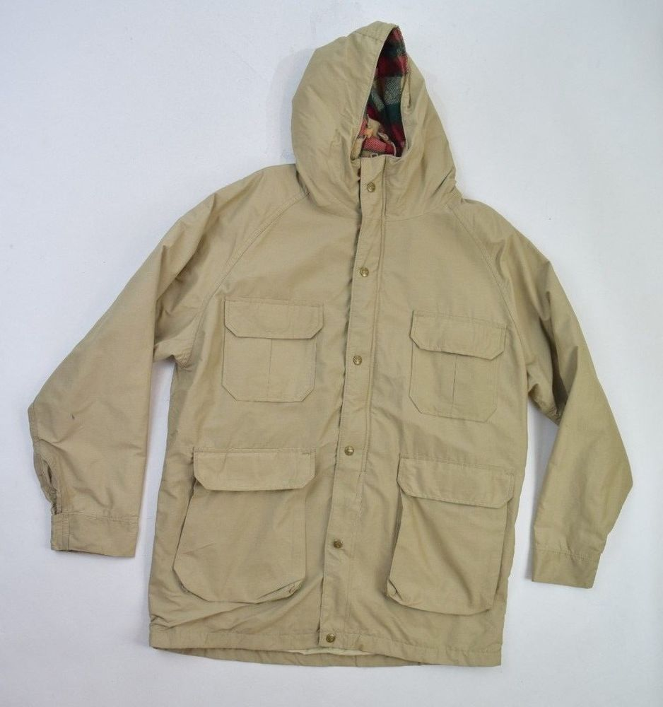 angemessener Preis sehr bequem bester Service Vintage Beige Woolrich Winter Parka Coat Jacket #fashion ...