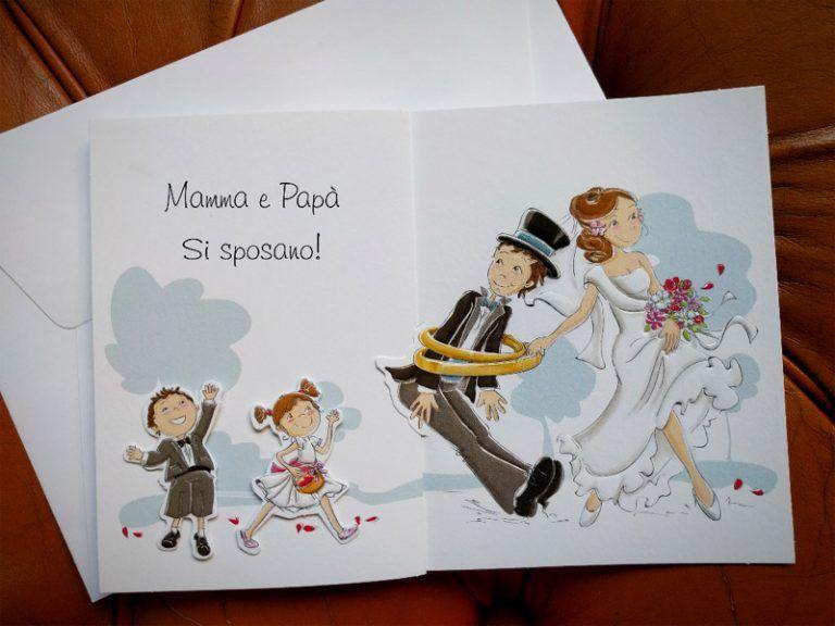 Partecipazione A Tema Biglietto Aereo Con Cartoncino Riciclato Partecipazioni Nozze Matrimonio Divertente Nozze