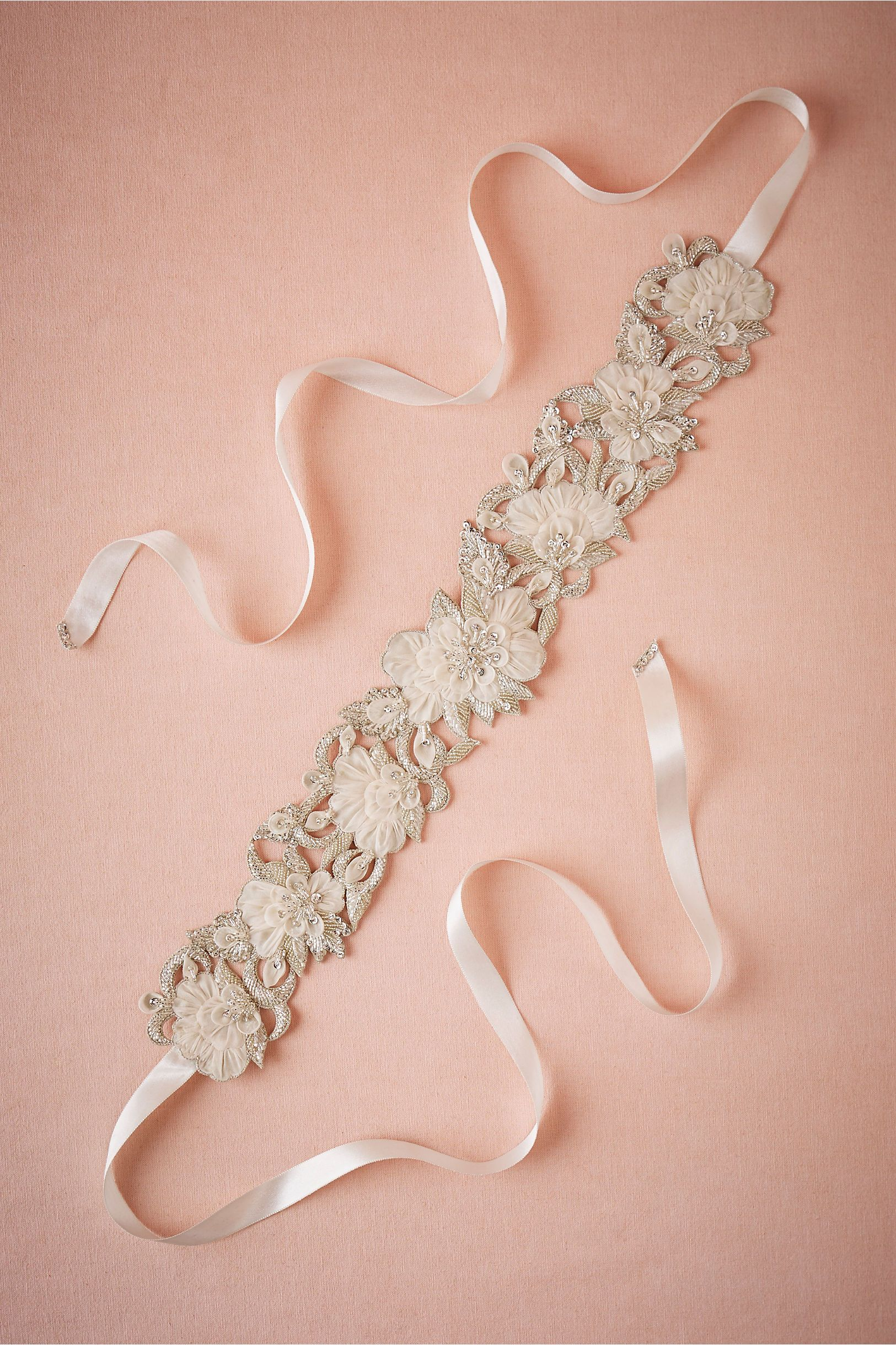 Calla Sash in Shoes & Accessories Belts & Sashes at BHLDN ...