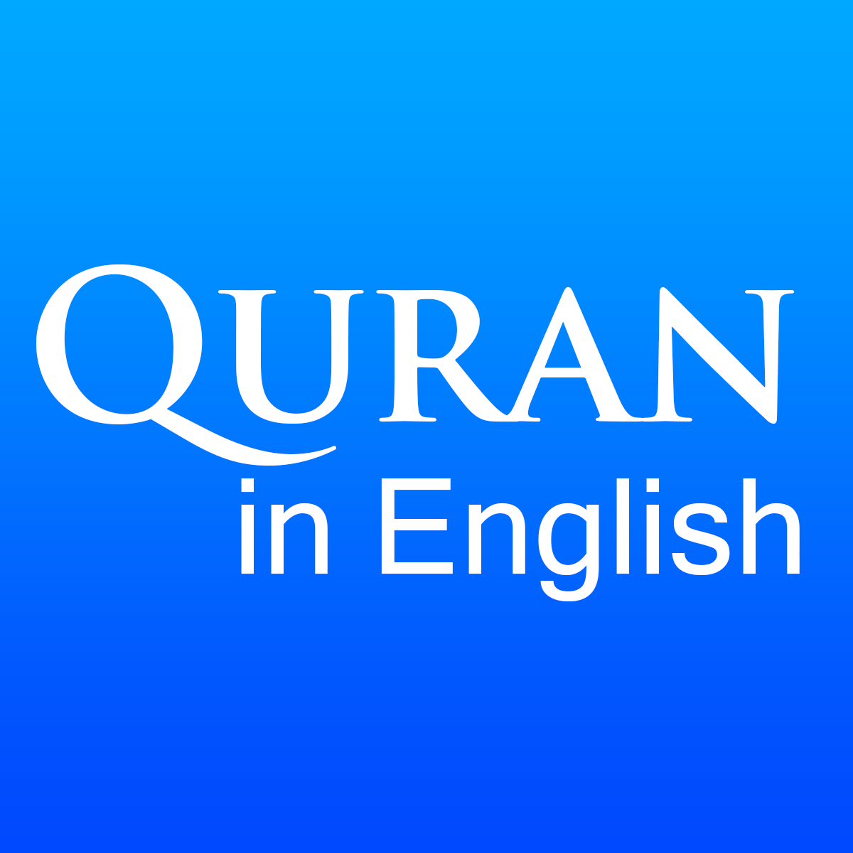 Perhaps the Best Quran English Translation. Clear, Pure