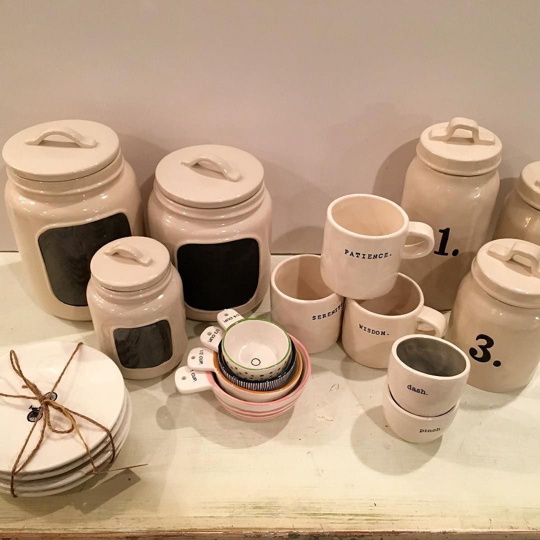 new in shop rae dunn clay pottery love the simplicity of black rae dunn clay pottery love the simplicity of black and white