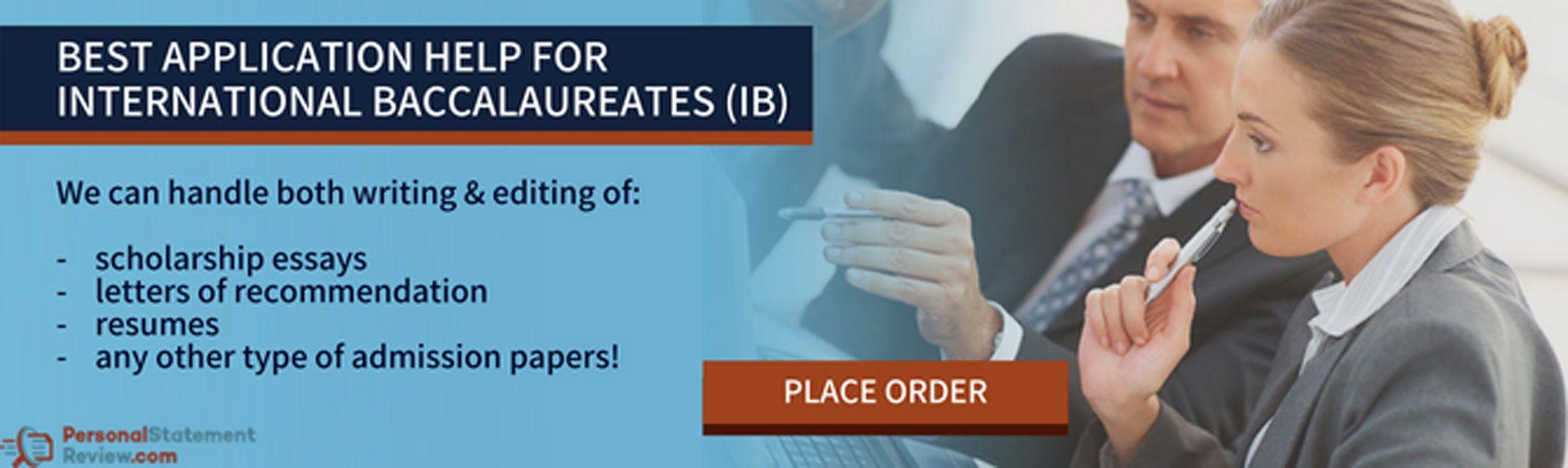 Pin on Professional IB Application Essay Help Online