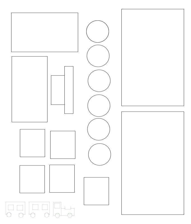 Train Black and White Printout Crafts for Kids Pinterest Train - copy lionel trains coloring pages