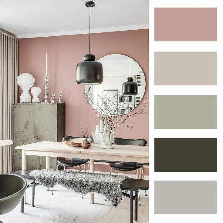 Как сделать стильный интерьер самостоятельно: правила сочетания цветов и готовые палитры