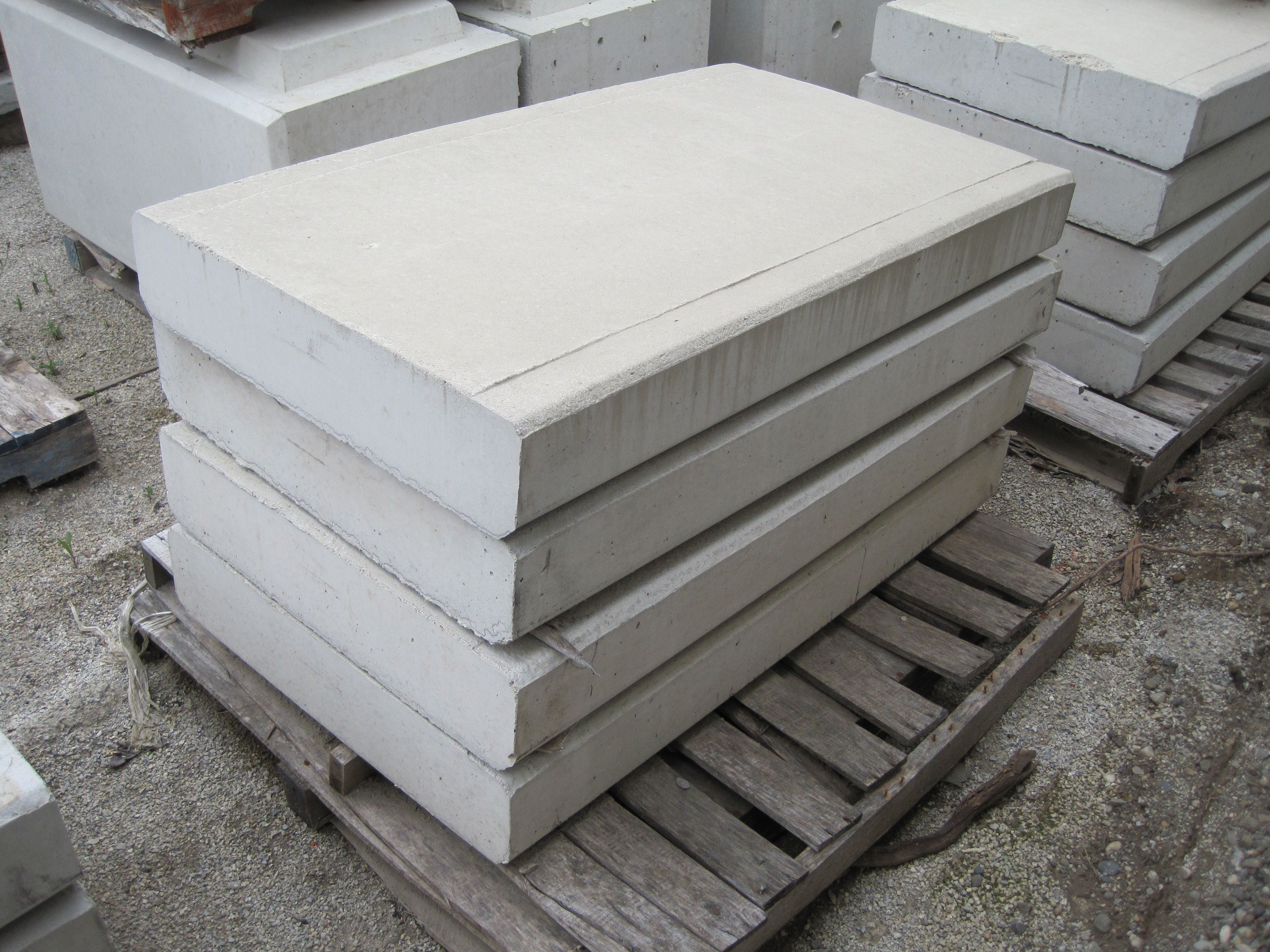 Parking Curbs, Barriers, Pads & Bases - Acton Precast