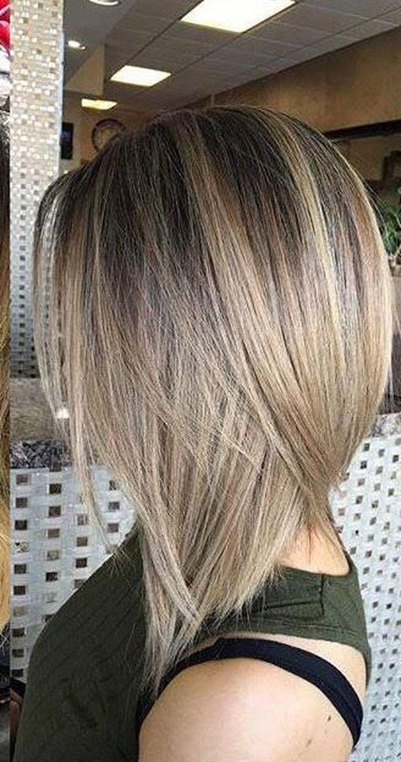 Hairiz Com Medium Hair Styles Long Bob Hairstyles Thin Fine Hair