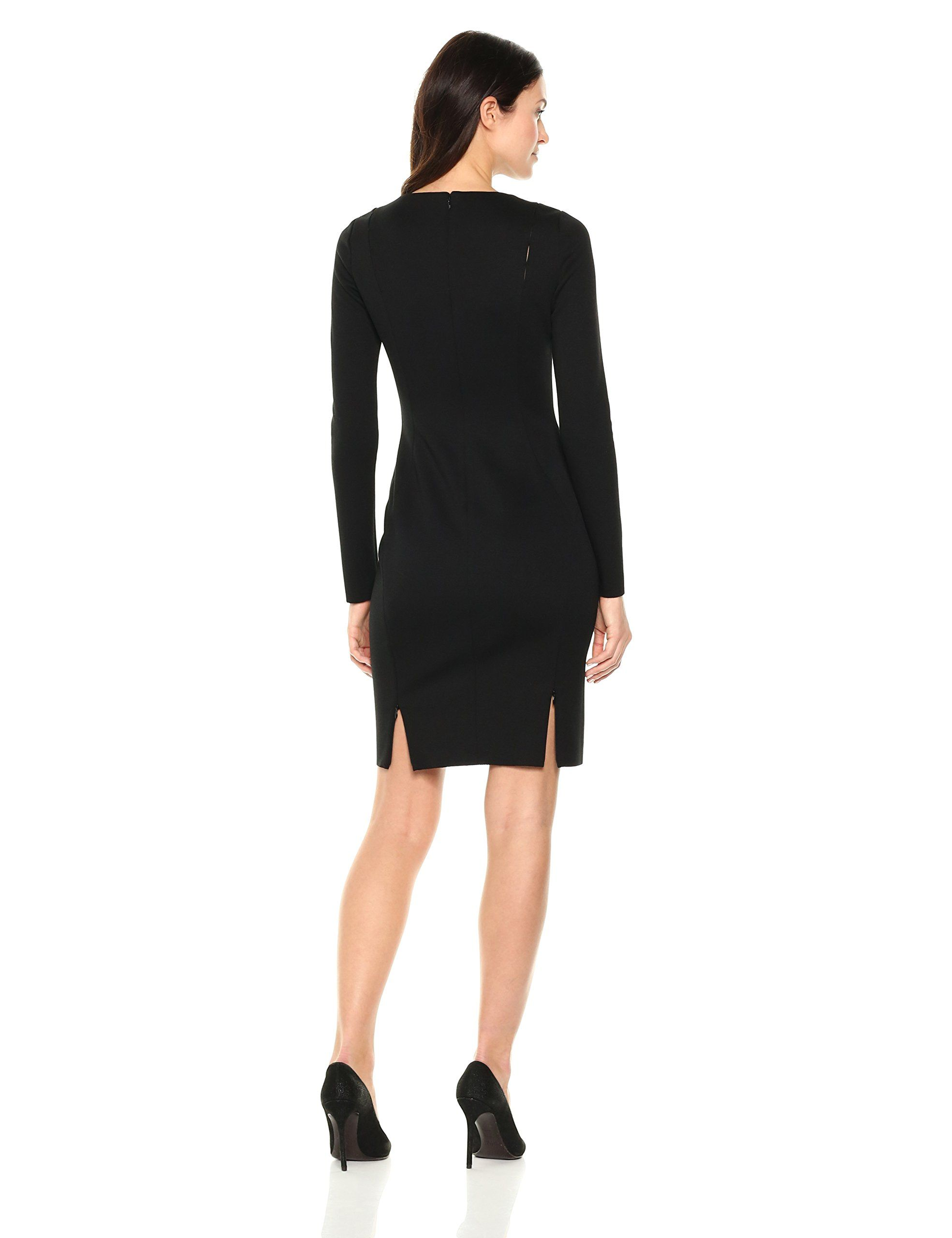 Elie Tahari Womens Cailyn Dress Black 2 Be Sure To Check Out This Awesome Product Affiliate Link Womendresses Fashion Womens Fashion Womens Dresses [ 2560 x 1969 Pixel ]