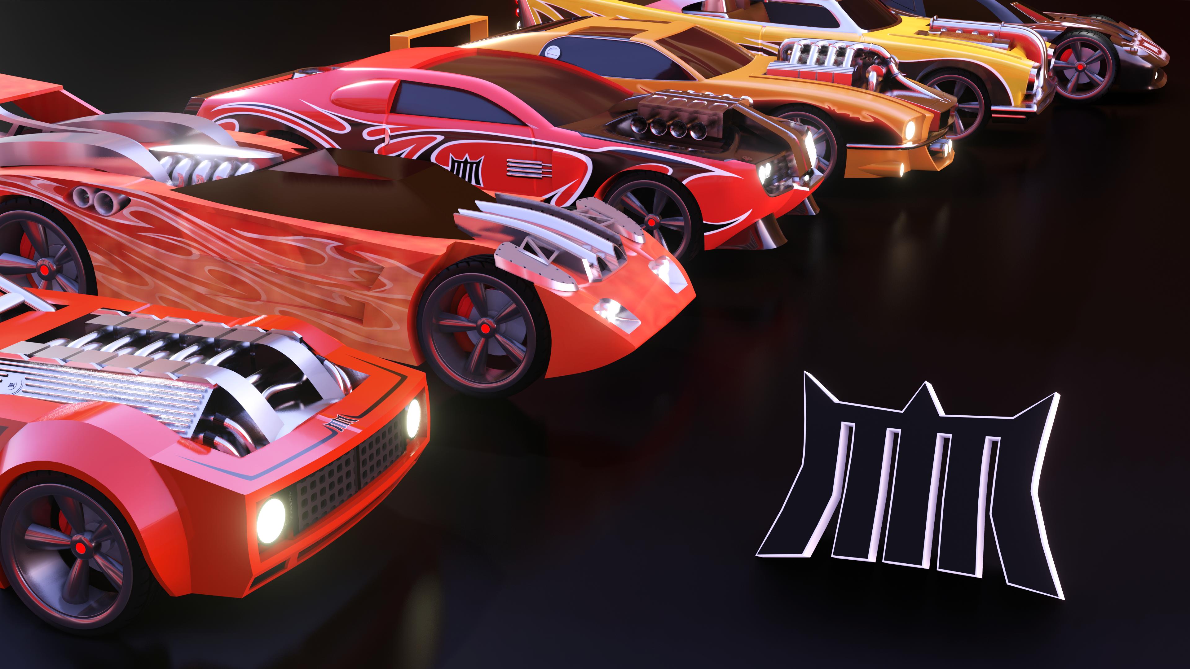 Metal Maniacs Wallpaper By Valkenvugen On Deviantart Hot Wheels Fantasy Cars Toy Car