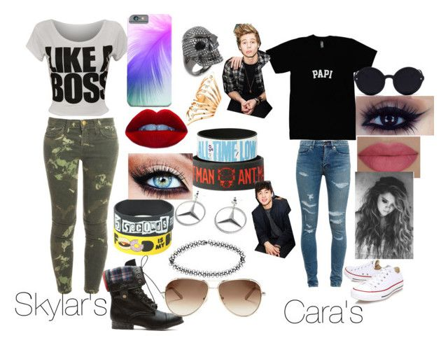 """Going To The Park With Luke and Calum"" by jennamiller452 ❤ liked on Polyvore"