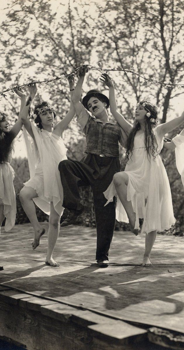 Charles Chaplin photos, including production stills, premiere photos and other event photos, publicity photos, behind-the-scenes, and more.