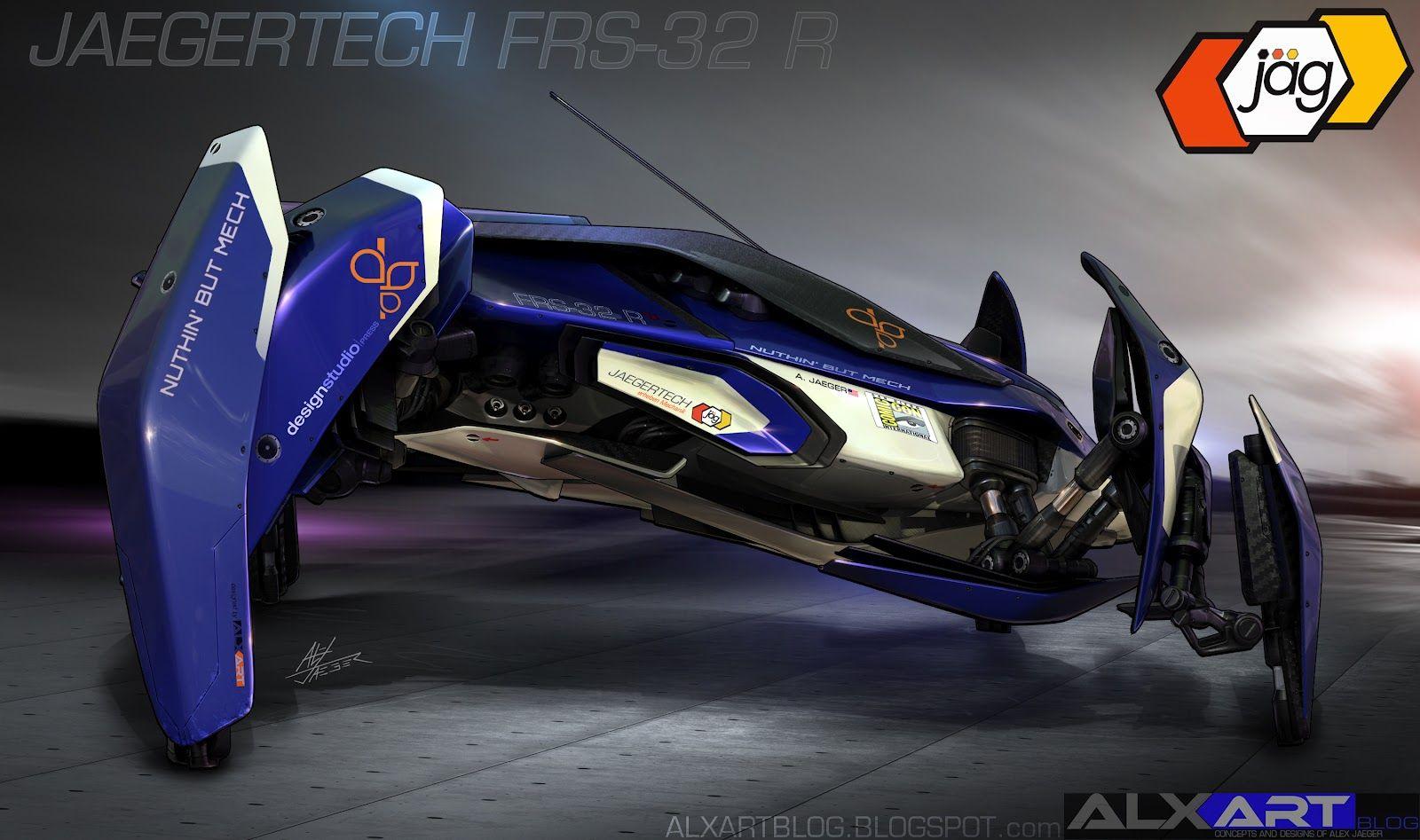 Jaegertech FRS-32R