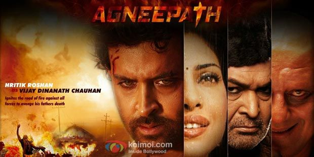 Agneepath 2012 Brilliant Movie With Some Great Acting Kudos Bollywood Movies Bollywood Movies List Movies