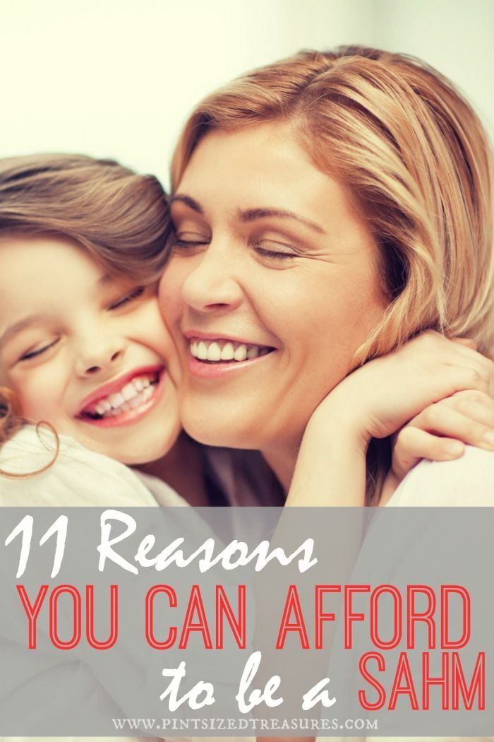 Financial Reasons You Can Be A Sahm Parents Parenting And