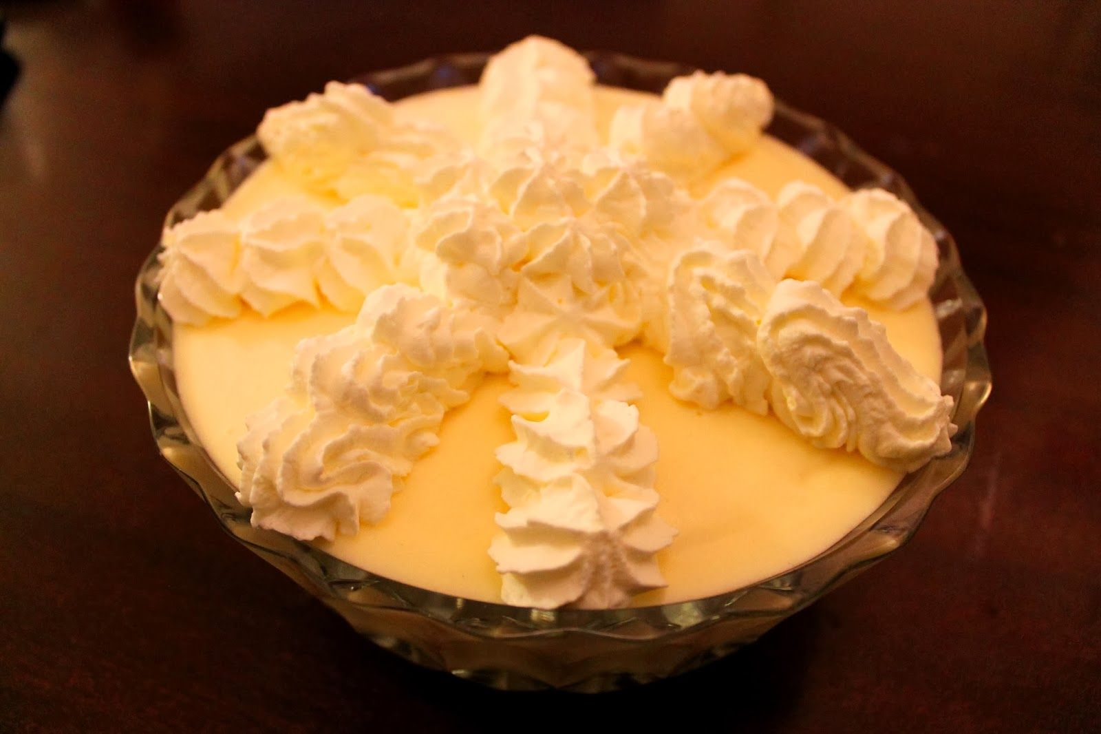 Frikkes LCHF-Køkken: Citronfromage