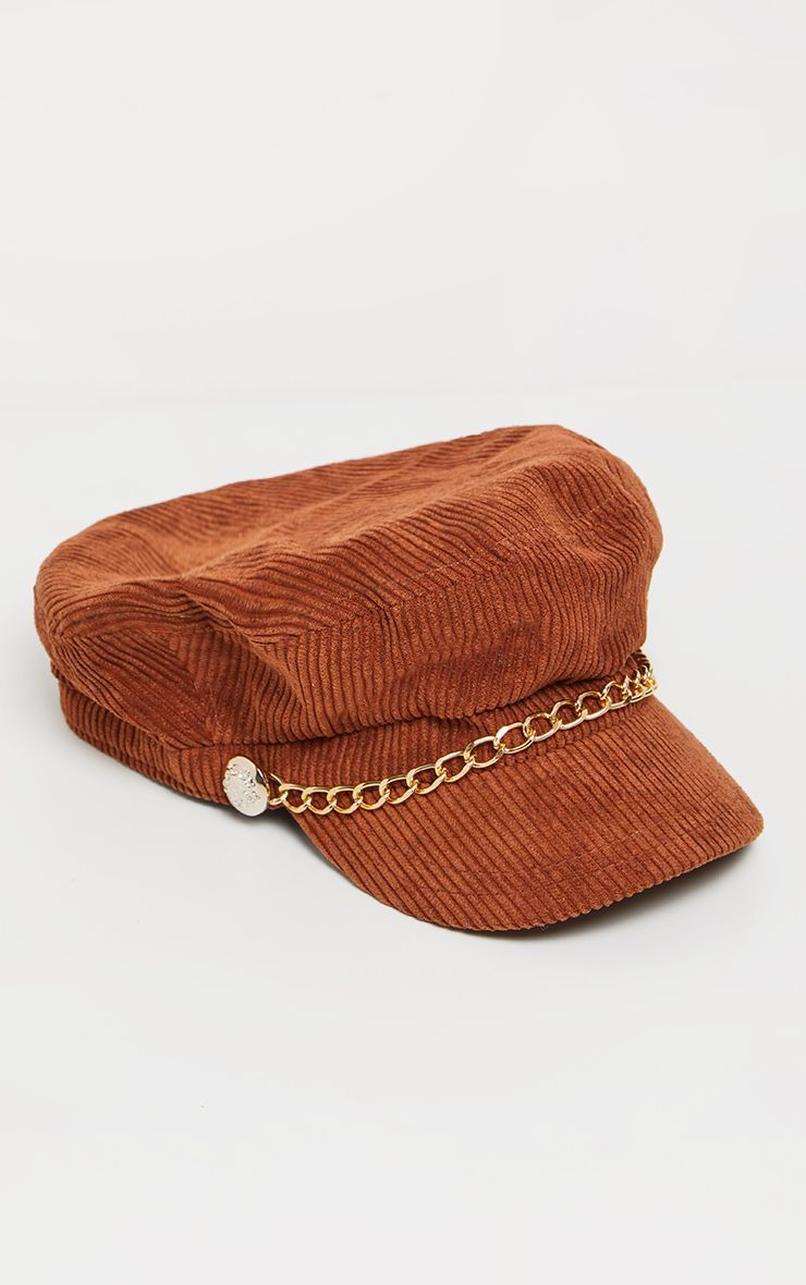 Brown Chain Detail Chord Baker Boy #boydollsincamo