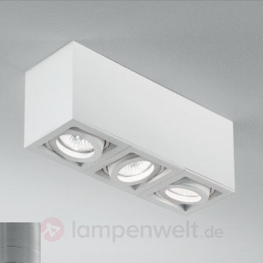 Light Box 3 Deckenstrahler Sicher Amp Bequem Online Bestellen Bei Lampenwelt De Deckenstrahler Strahler Lampen Und Leuchten