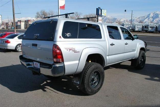 Silver Streak Mica 2006 Toyota Tacoma Sr5 Trd Off Road 4x4 Truck