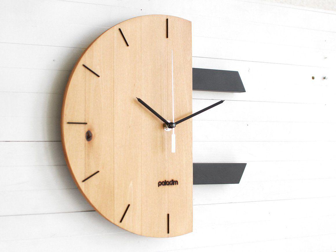Mixor Component Wall Clock Industrial Clock Wall Unique Wall Clocks Minimalist Wall Clocks