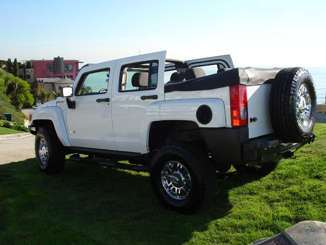 Hummer X Forum View Topic H3 Convertible Check It Out