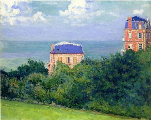 caillebotte paintings