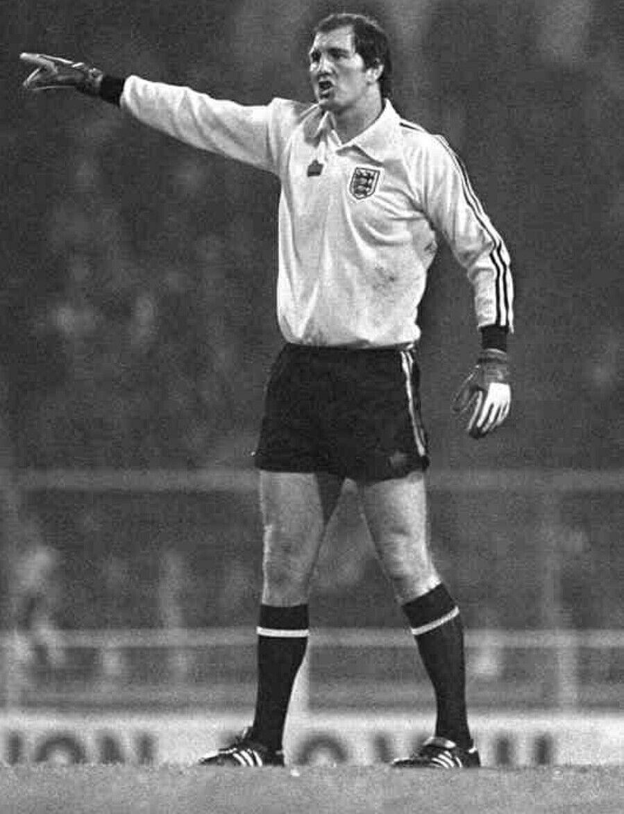 Joe corrigan of england in 1976